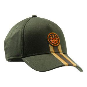 Gorra Beretta Green Corporate Striped